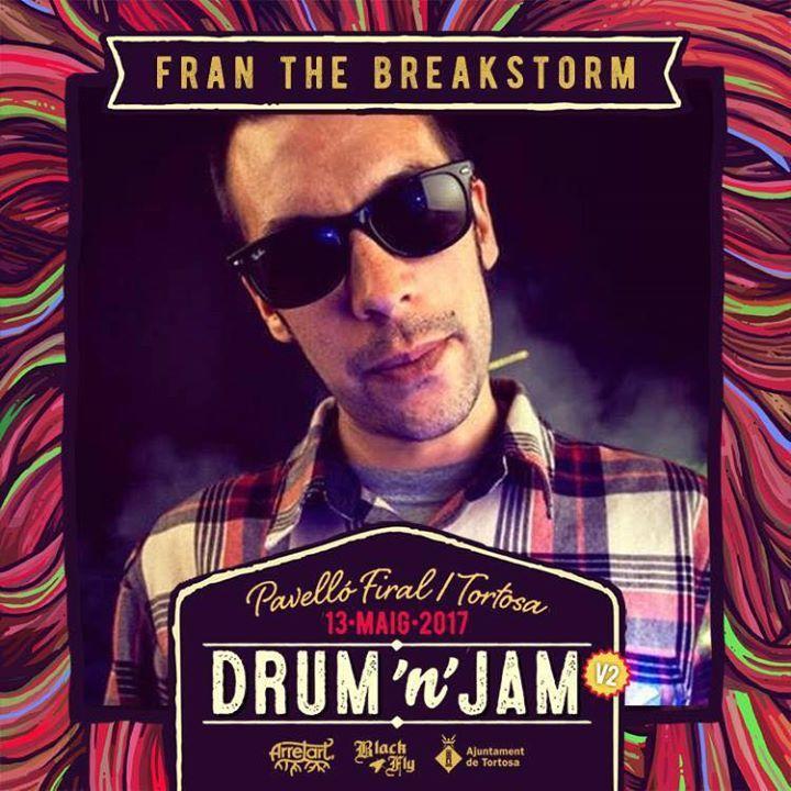 Fran the Breakstorm Tour Dates