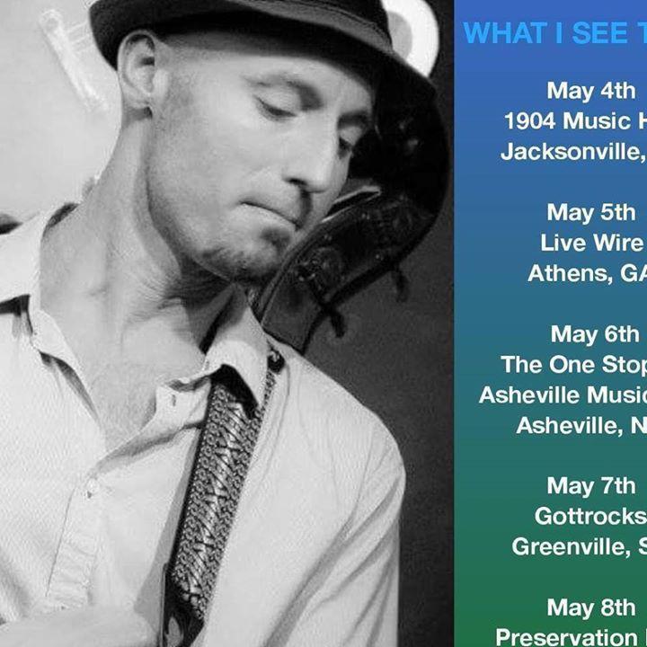 Aaron Lebos Reality Tour Dates