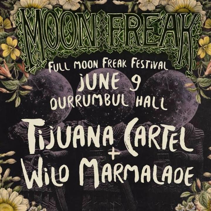 Tijuana Cartel Tour Dates