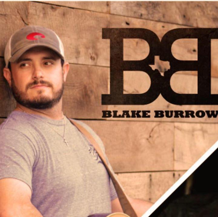 Blake Burrow Tour Dates