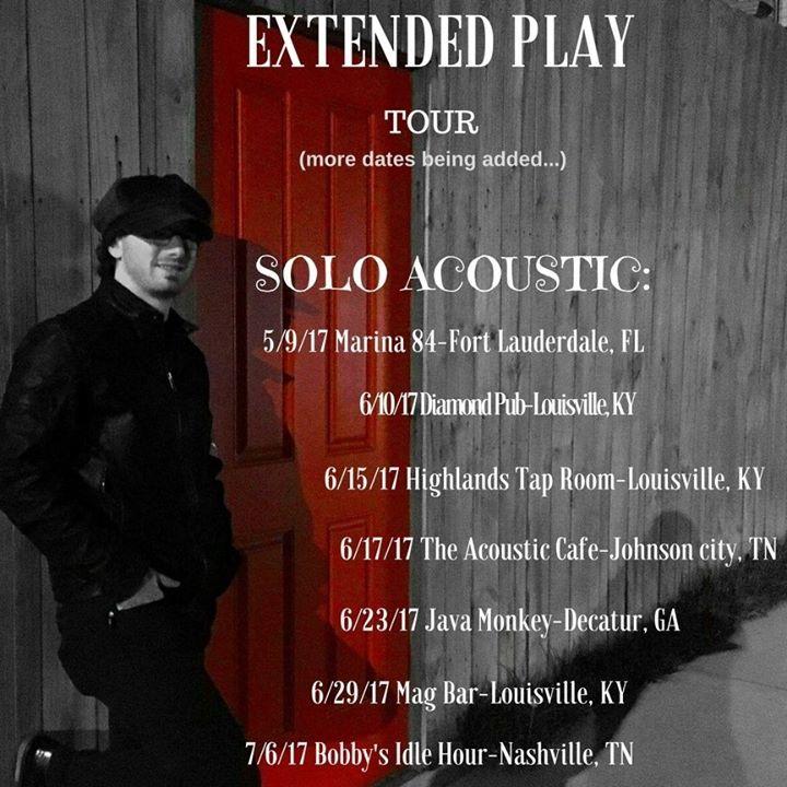 David Ryan Music Tour Dates