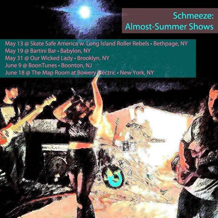 Schmeeze Tour Dates