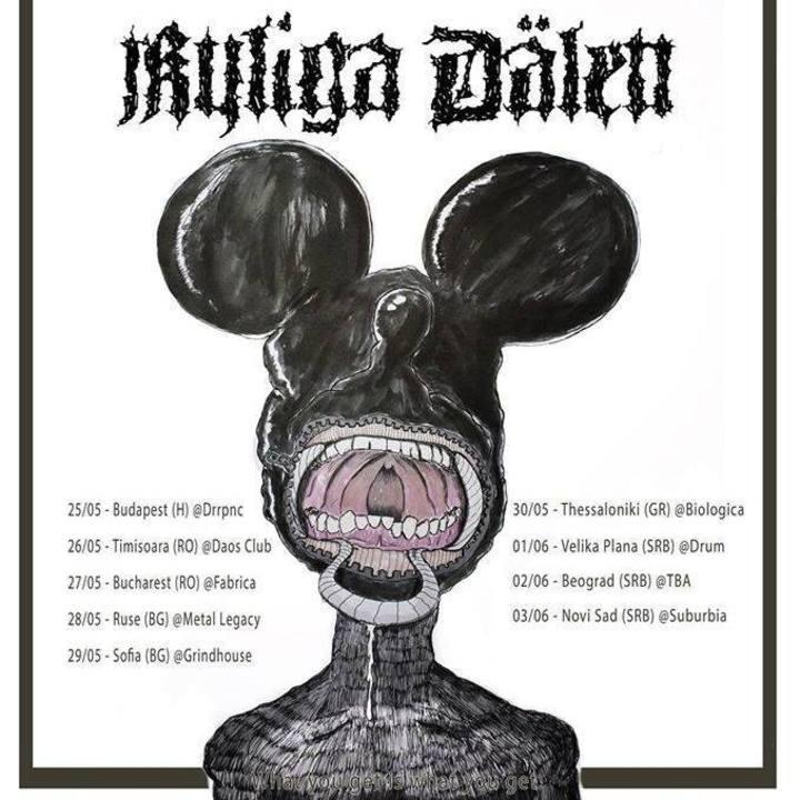 Kyliga Dälen Tour Dates