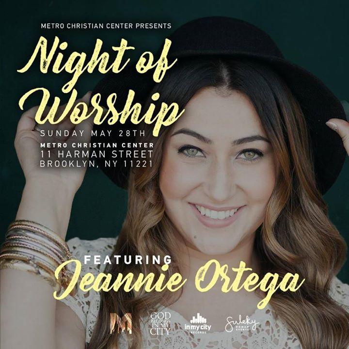 Jeannie Ortega Tour Dates
