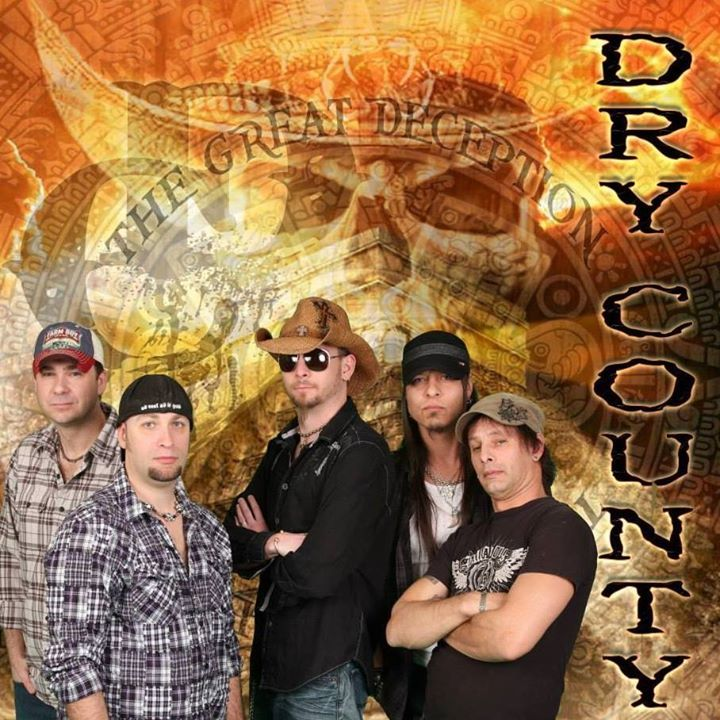 Dry County Tour Dates