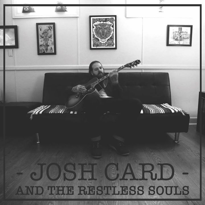 Josh Card and The Restless Souls @ The County Line - Louisville, KY