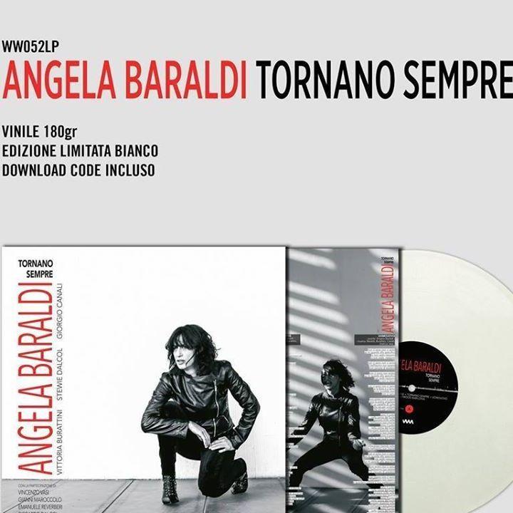 Angela Baraldi Tour Dates