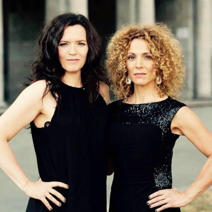 Duo Pariser Flair @ Konzerthalle - Bad Freienwalde, Germany