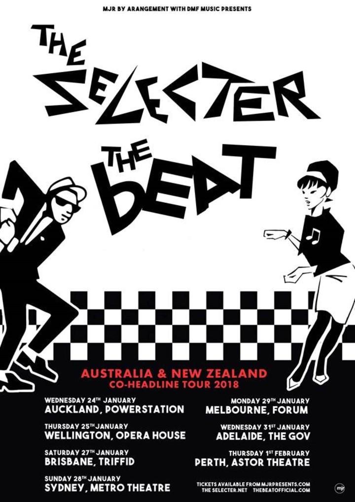 The Beat @ Astor Theatre Perth - Mount Lawley Wa, Australia
