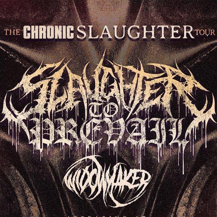 Widowmaker Tour Dates
