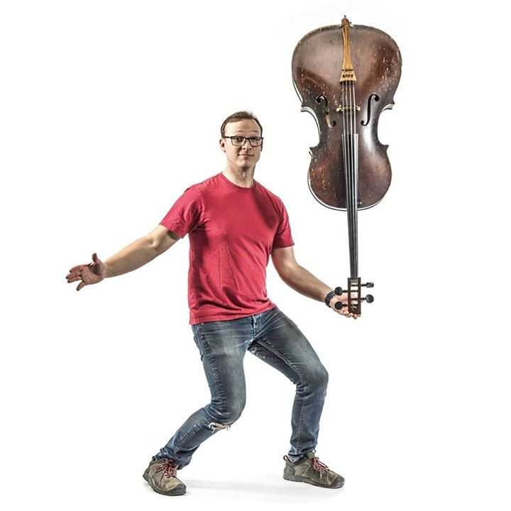 Ben Sollee @ The State Room - Salt Lake City, UT