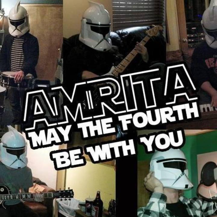 Amrita Tour Dates
