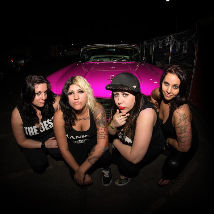 The Venomous Pinks @ The Rebel Lounge - Phoenix, AZ
