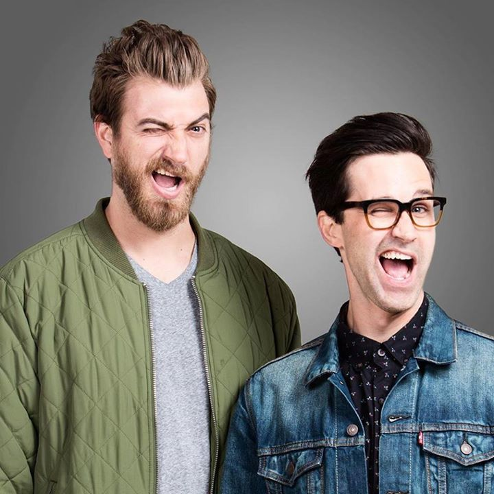 Rhett & Link @ The Vic - Chicago, IL