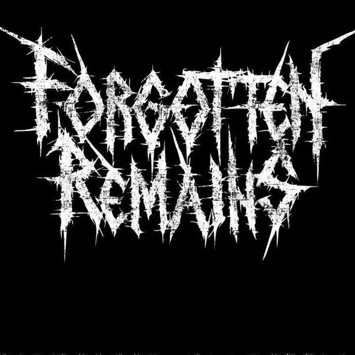 Forgotten Remains Tour Dates