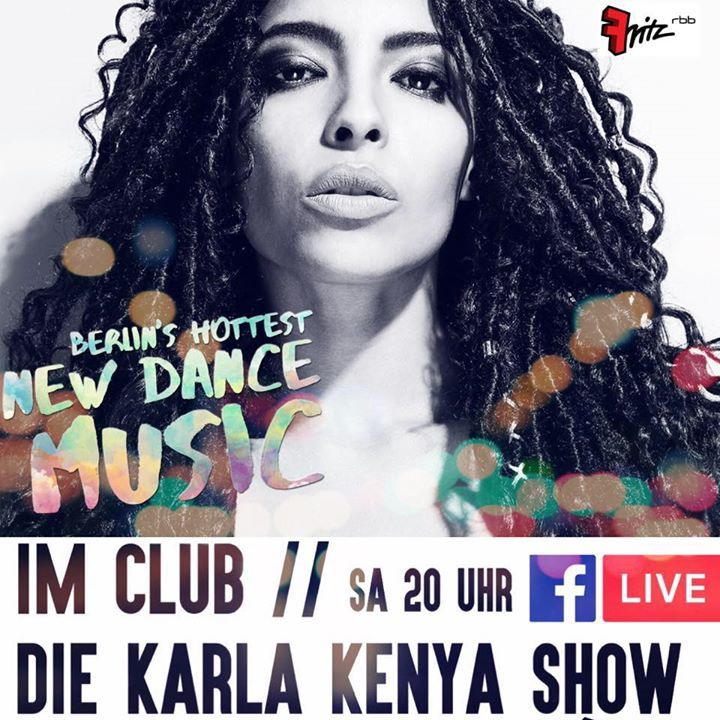 Karla Kenya Tour Dates