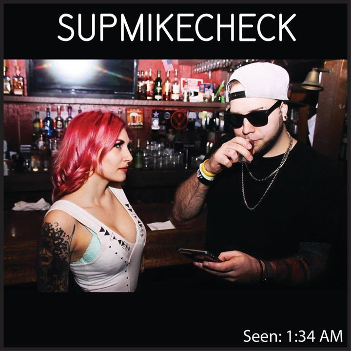 Supmikecheck Tour Dates