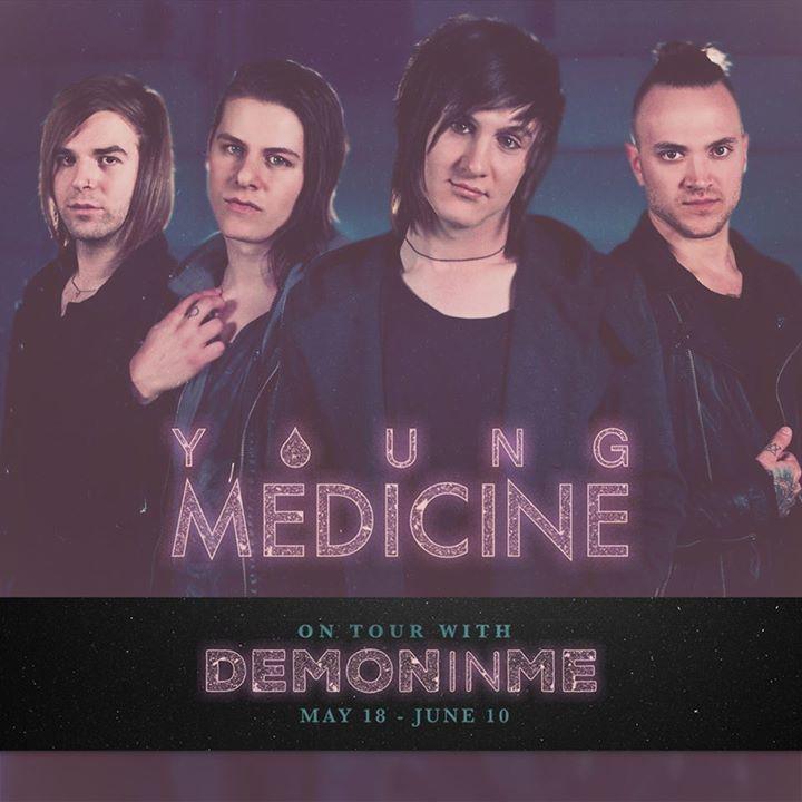 Young Medicine Tour Dates