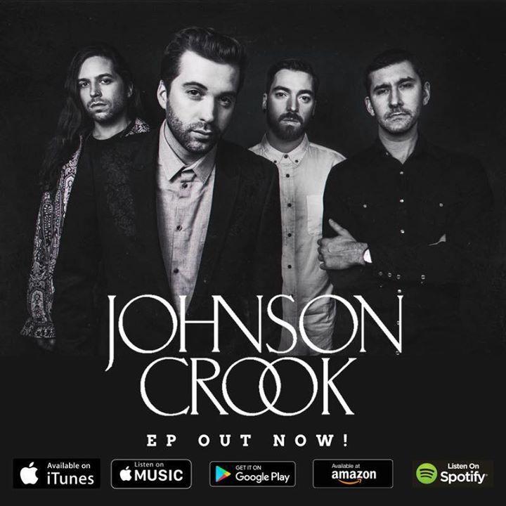Johnson Crook Tour Dates