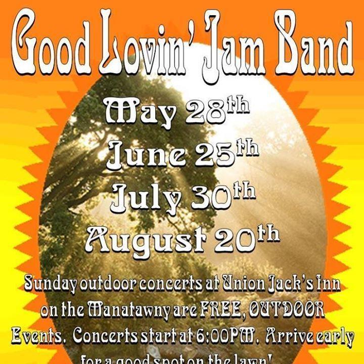 Good Lovin' Jamband Tour Dates