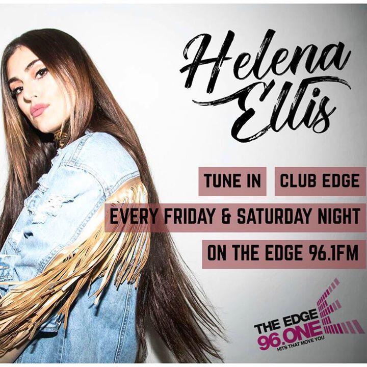 Helena Ellis Tour Dates