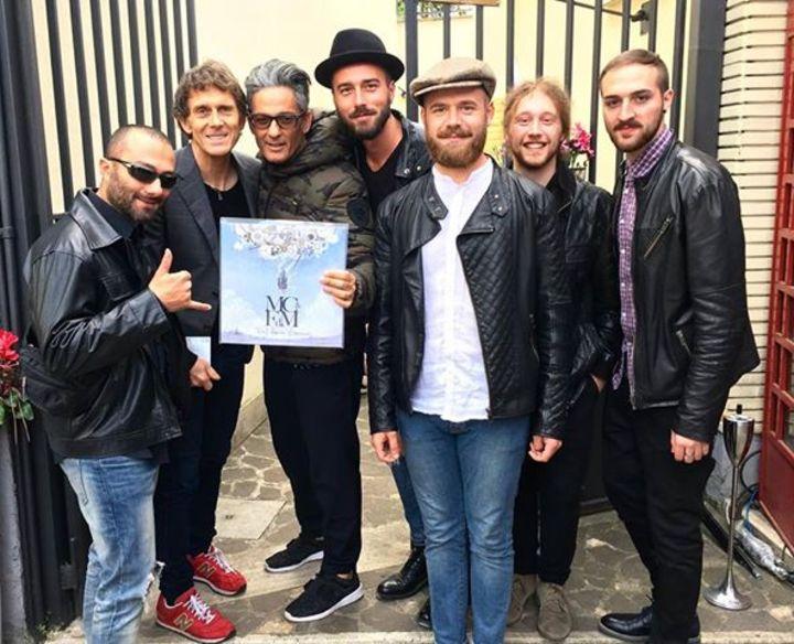 Mattia Caroli & I Fiori del Male Tour Dates
