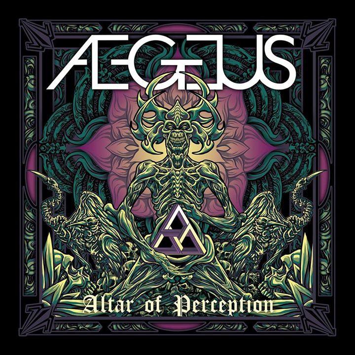 Aegeus Tour Dates