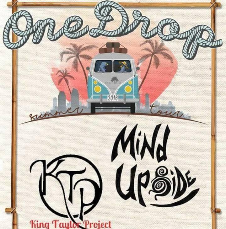 Mind Upside @ Crescent  Ballroom - Phoenix, AZ