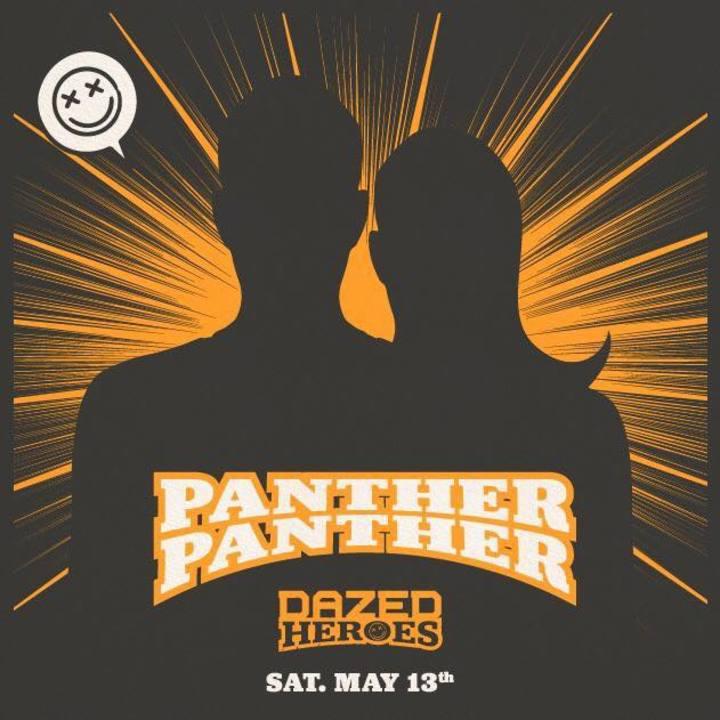 Panther Panther Tour Dates