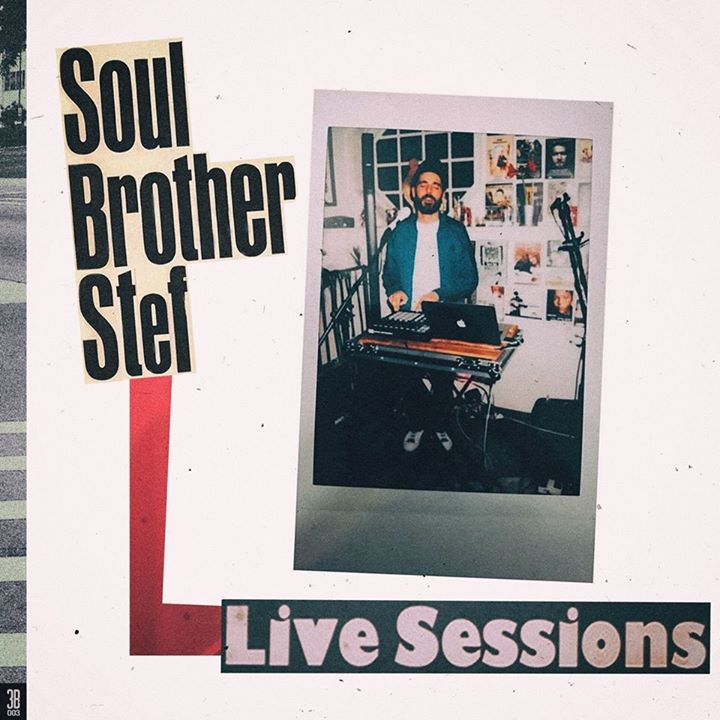 Soul Brother Stef Tour Dates