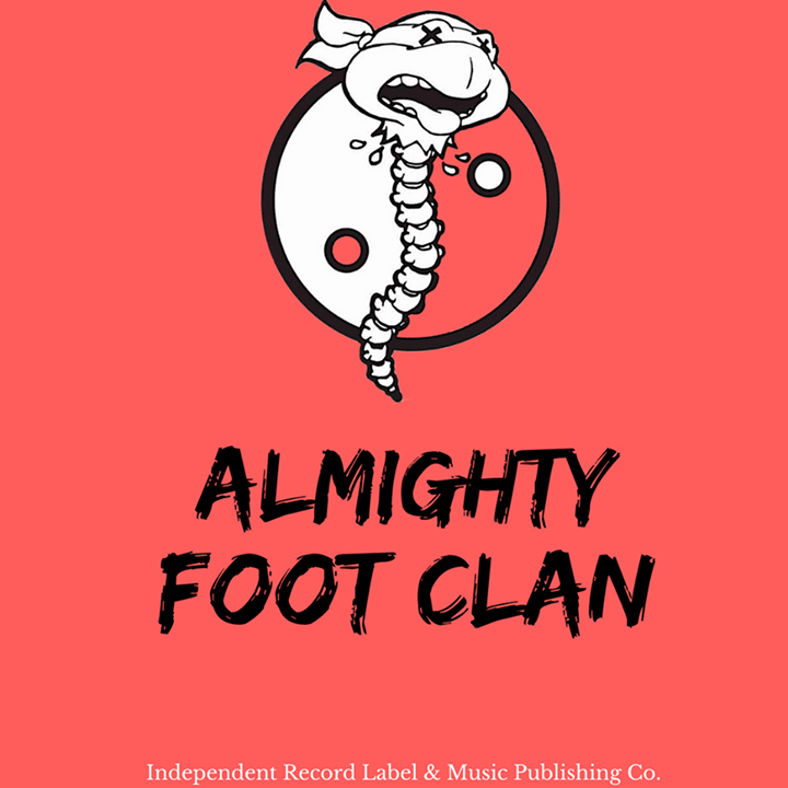 The Almighty Foot Clan Tour Dates