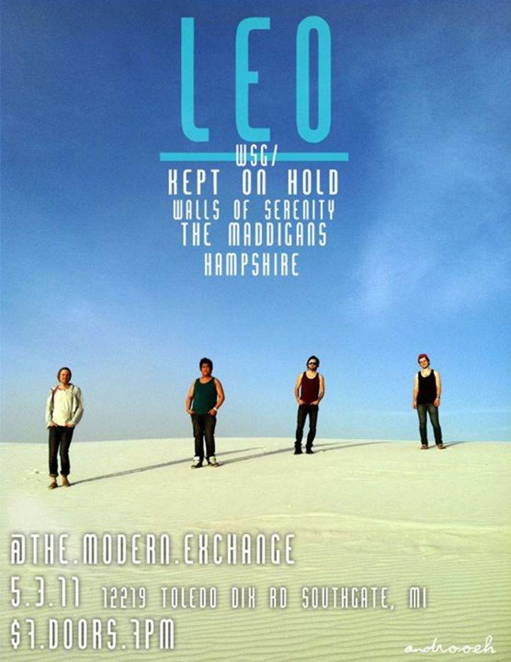L.E.O. Tour Dates