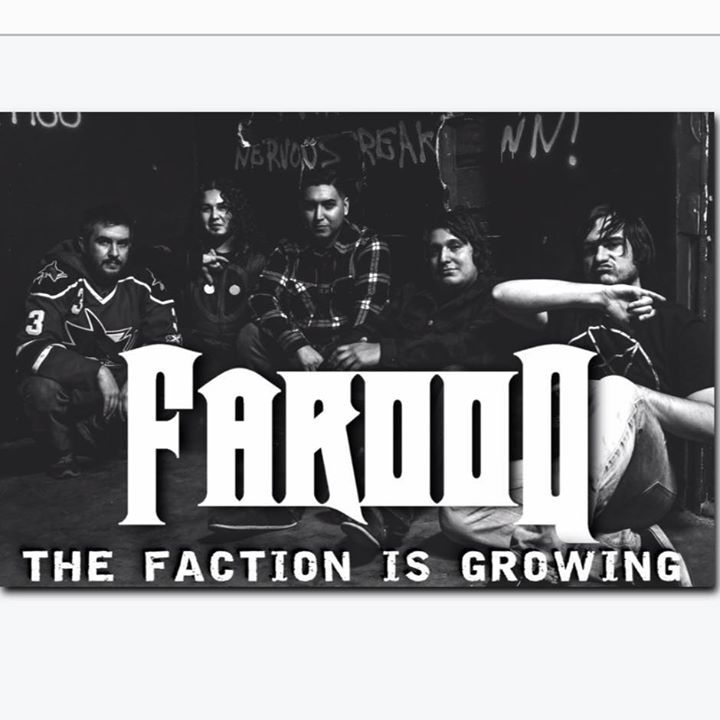 Farooq Tour Dates