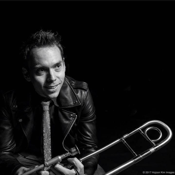 Paul The Trombonist Tour Dates