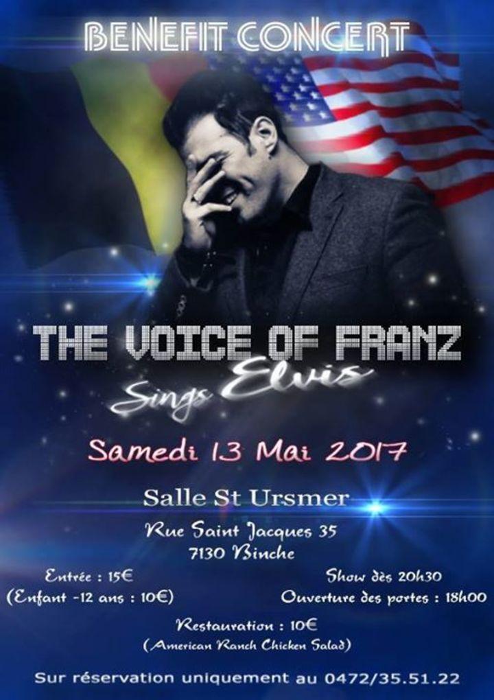 Face Club Franz Goovaerts (E.M.S.) Tour Dates