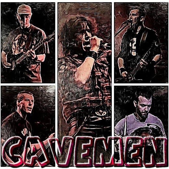 Cavemen - Die Rockband aus Mittenwald Tour Dates