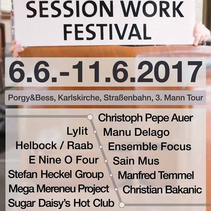 Session Work Records Tour Dates