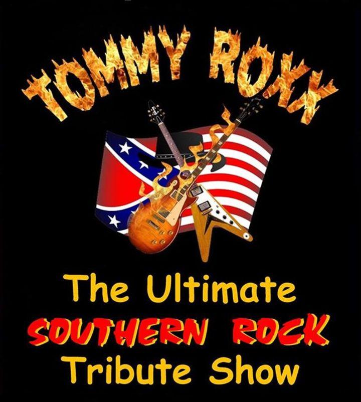 TOMMY ROXX Tour Dates