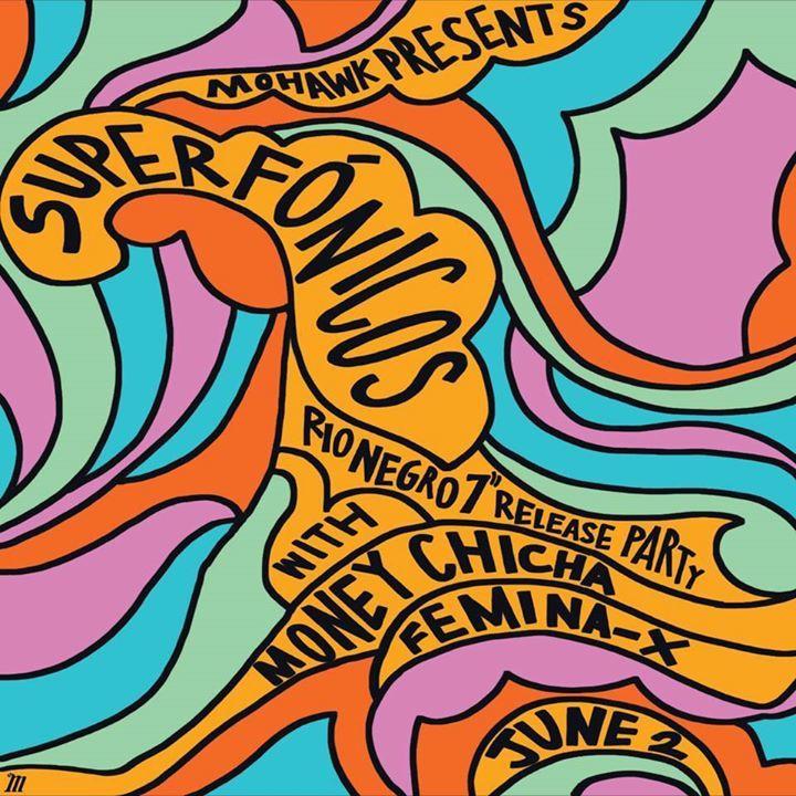 Superfónicos Tour Dates