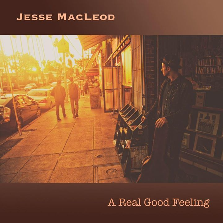 Jesse MacLeod Tour Dates