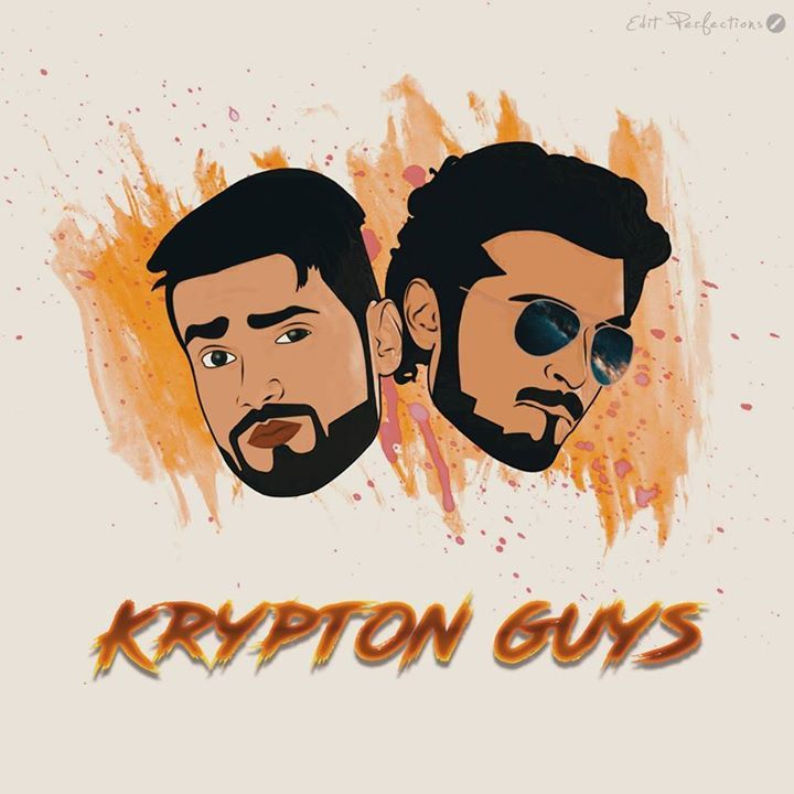 Krypton Guys Tour Dates
