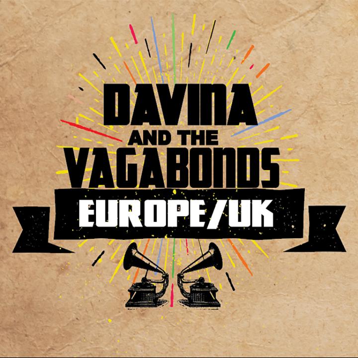 Davina and The Vagabonds Tour Dates