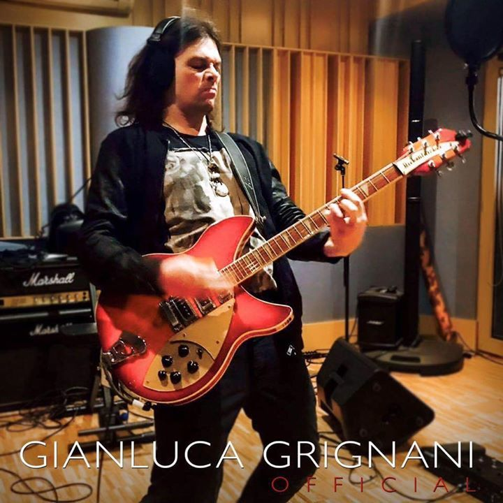 Gianluca Grignani @ Atlantico - Rome, Italy
