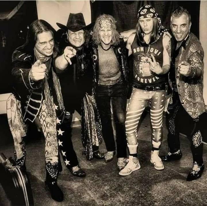 Bad Medicine -  Italian Bon Jovi Tribute Tour Dates