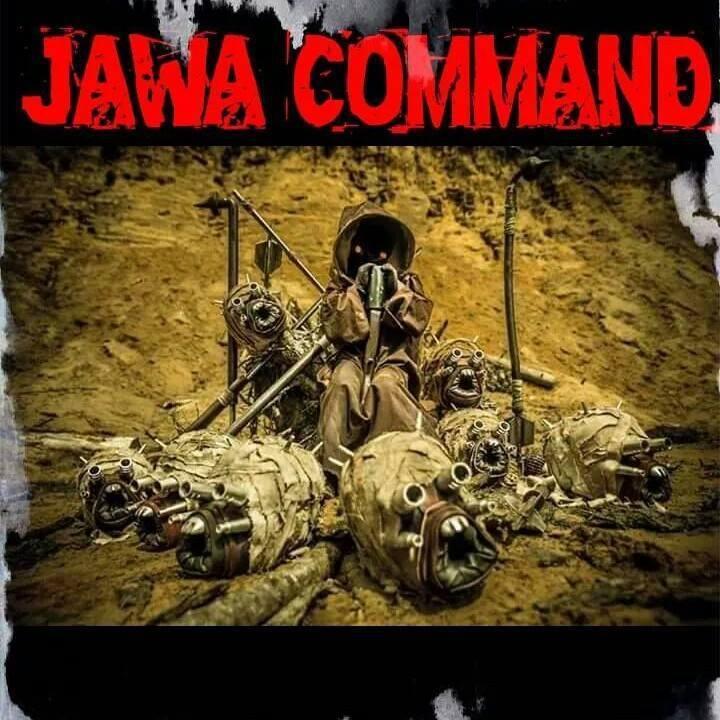 Jawa Command Tour Dates