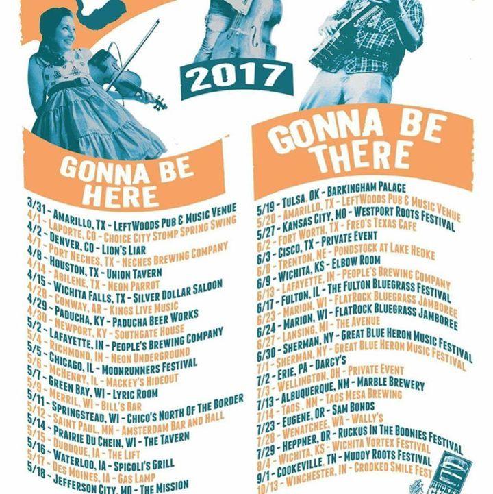 Liz Sloan Tour Dates