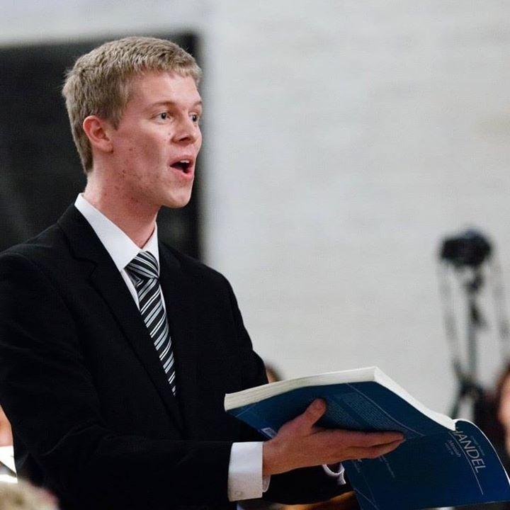 Daniel Kjær Nielsen @ Vor Frue kirke - Århus, Denmark