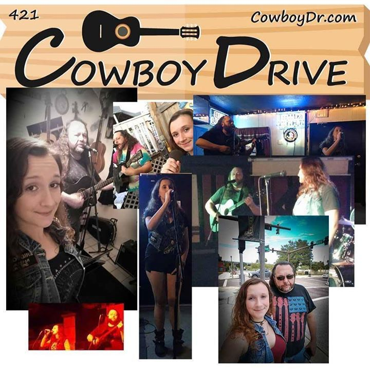 Cowboy Drive Tour Dates