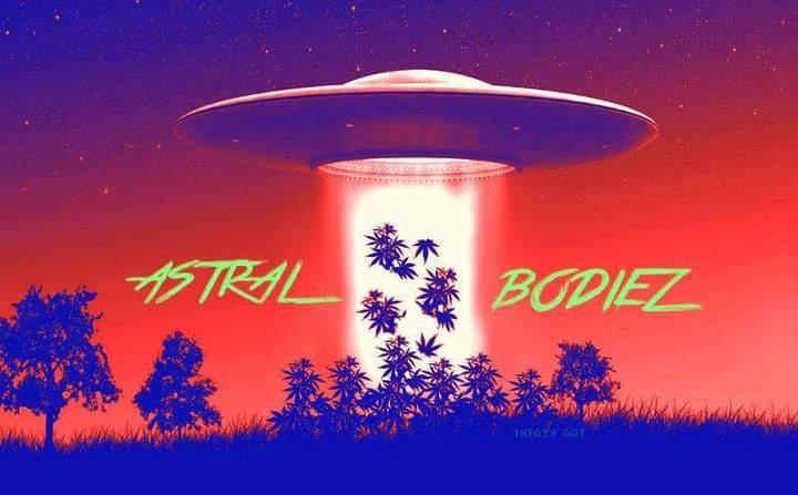 The Astral Bodiez Tour Dates