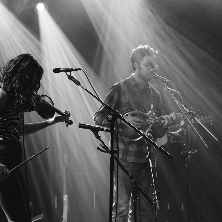 MANDOLIN ORANGE @ PNC Arena - Raleigh, NC